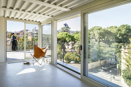 Lucia Olano Arquitecta Vivienda Unifamiliar Tres Torres Barcelona Penthouse 2 06a7125