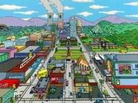 """Los """"Springfields"""" reales se disputan el estreno de la película de Los Simpson"""