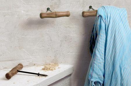 Barrina: un colgador de pared muy sencillo, pero muy efectivo