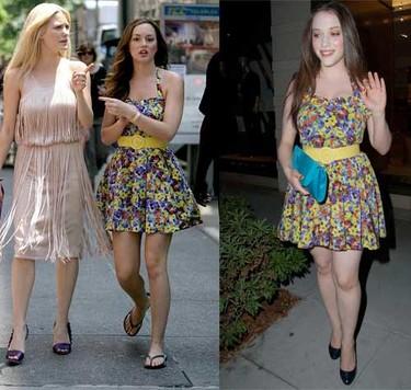 Vestido de Alice + Olivia: ¿Leighton o Kat?