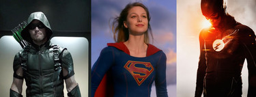 Los superhéroes de Berlanti: los parecidos razonables de 'Arrow', 'The Flash' y 'Supergirl'