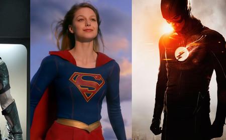 Los superhéroes de Berlanti: los parecidos razonables de 'Arrow', 'The Flash' y 'Supergirl'