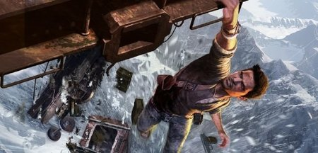 Uncharted 2 Train