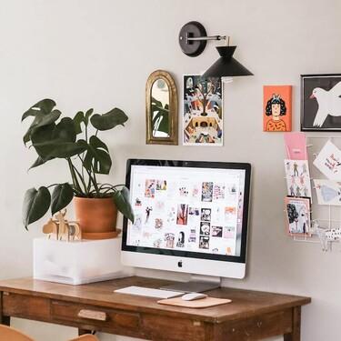 Cómo montarte una oficina en casa que sea económica y digna de Pinterest con estos seis gadgets de organización