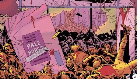 'Watchmen' y la historia tras 'Pale Horse', el easter-egg más alucinante de la serie de HBO