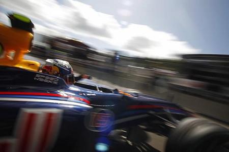 Cargas de combustible para el GP de Bélgica
