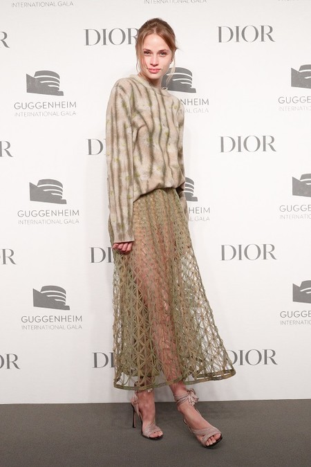 Dior Gig Pre Party 2018 Makenzie Leigh