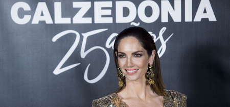 Eugenia Silva ensombrece a Toni Garrn en el 25 aniversario de Calzedonia