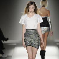 Balmain Aw 2009 Skirt