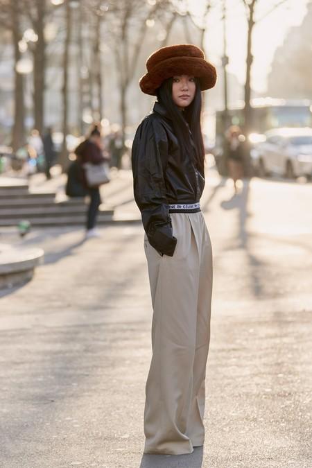 Como Llevar Pantalones Anchos De Vestir 13
