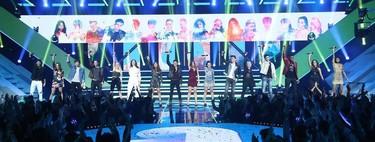 Todos los looks de la Gala 10 de Operación Triunfo 2018