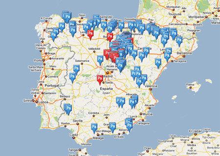 Pueblos abandonados en España