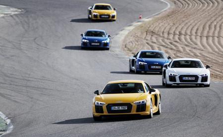 Audi Sportscar Driving Experience 2017 en Jarama, Ascari y Montmeló: cuánto cuesta y en qué consiste
