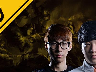 Ssumday y Chaser se incorporan al Team Dignitas