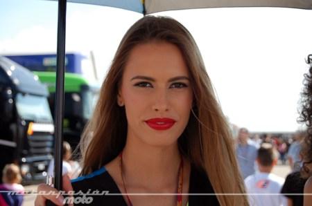 MotoGP Aragón 2015 Pit-Babes