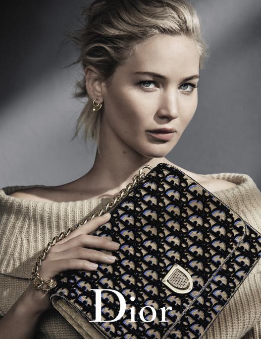 Foto de Dior campaña Otoño-Invierno 2016/2017 con Jennifer Lawrence (3/5)