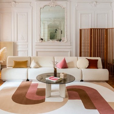 Tendencias de otoño para tu salón; tejidos gruesos, formas orgánicas e inspiración de años setenta