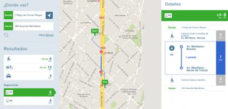 Citymapper, quizás la aplicación más completa de rutas urbanas, llega a España