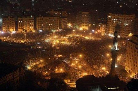 Desde El Cairo una joven egipcia antes del volver a #Tahrir