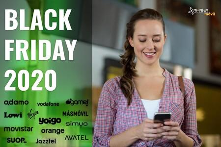 El Black Friday en los operadores: todas las ofertas de Movistar, Vodafone, Orange, MásMóvil y los OMVs low cost