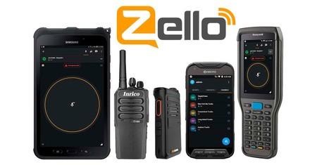 Así es Zello, la app para hablar con tu móvil como un walkie talkie que triunfa en iOS y Android