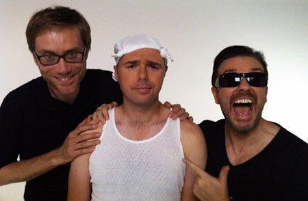 'An idiot abroad', los viajes de Ricky Gervais llegan a Canal+ Xtra