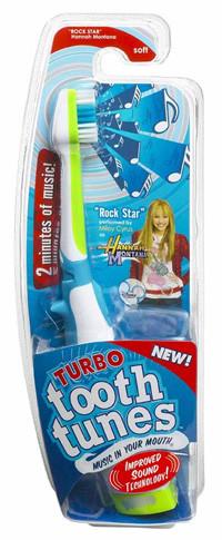 Cepillo de dientes musical
