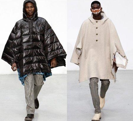 capas y ponchos
