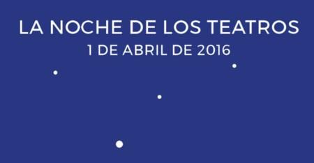 Vuelve la noche de los Teatros a la Comunidad de Madrid