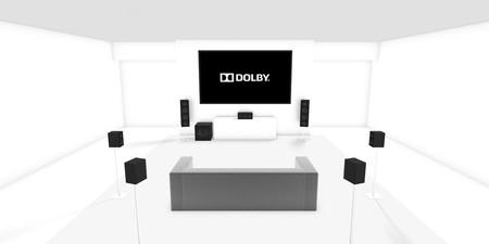 Puedes usar estos vídeos oficiales de Dolby para calibrar el volumen de tus altavoces