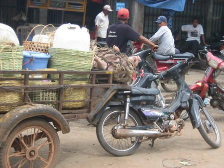Video: Medios de transporte en Asia