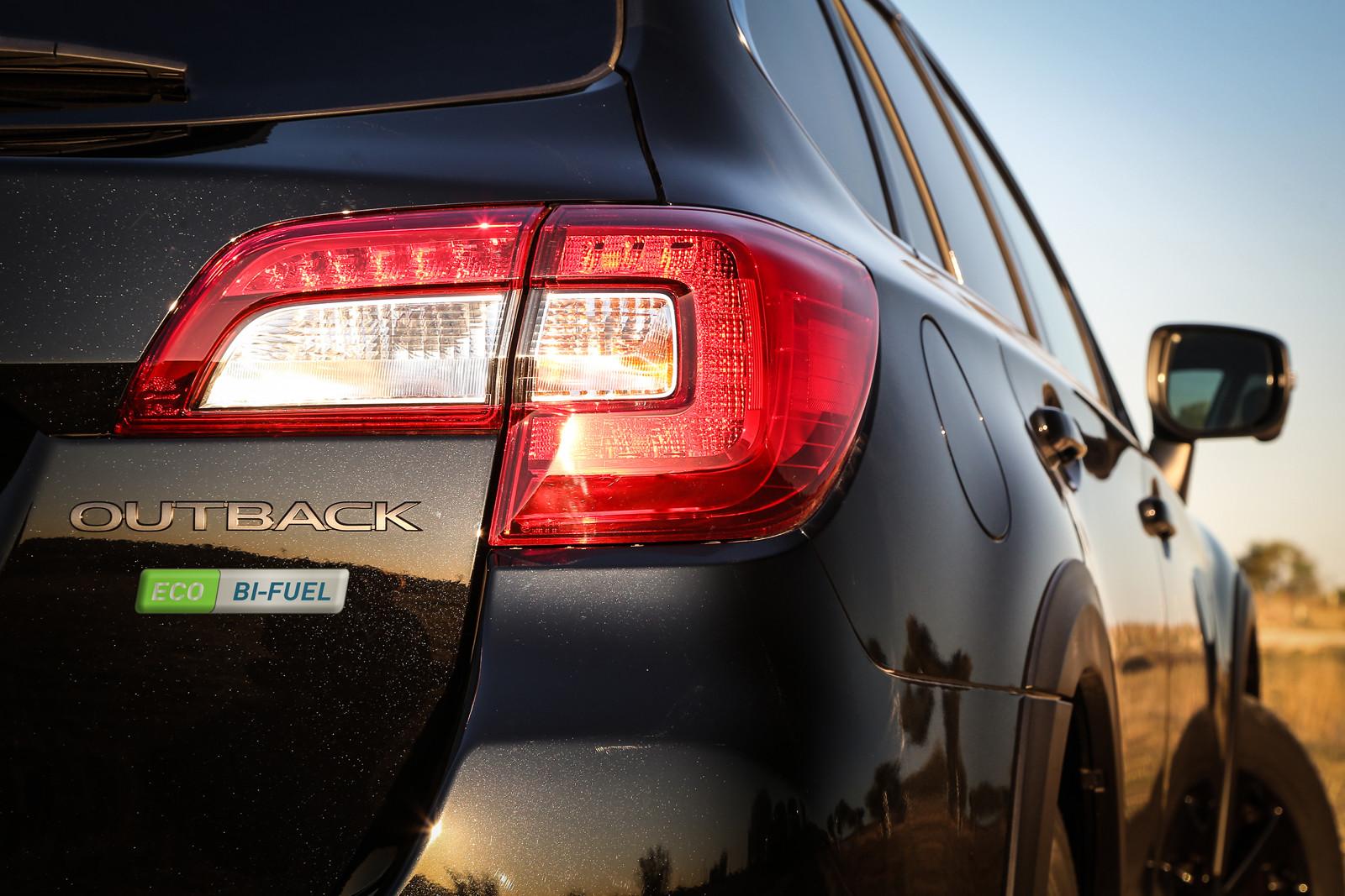 Subaru Outback GLP (prueba)