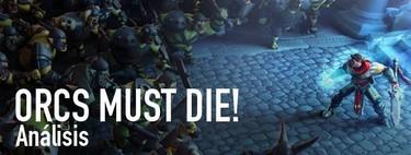 'Orcs Must Die!' para Xbox 360: análisis