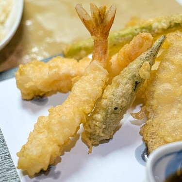 Cinco claves para que la tempura te salga siempre perfecta: la mejor fritura para verduras y mariscos