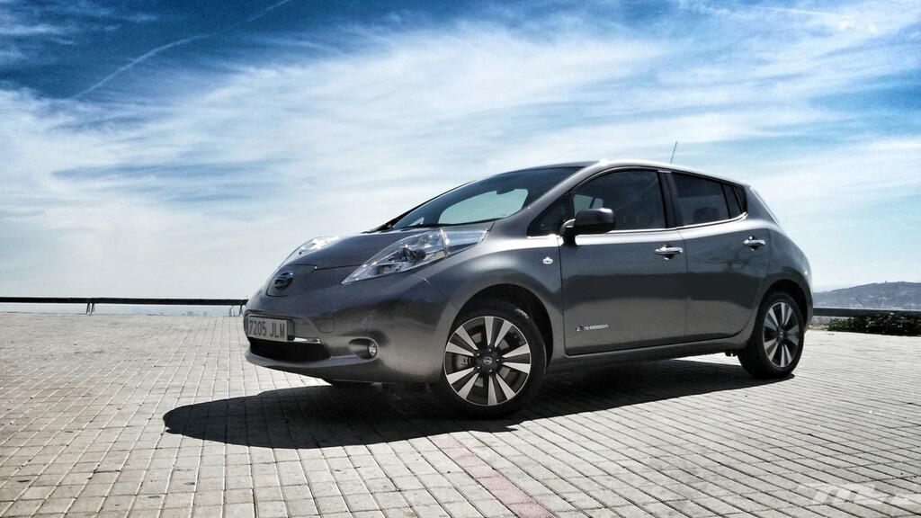 Talleres de coches eléctricos: alguien ha creado un mapa con todos los sitios donde cambian la batería del Nissan Leaf más antiguo