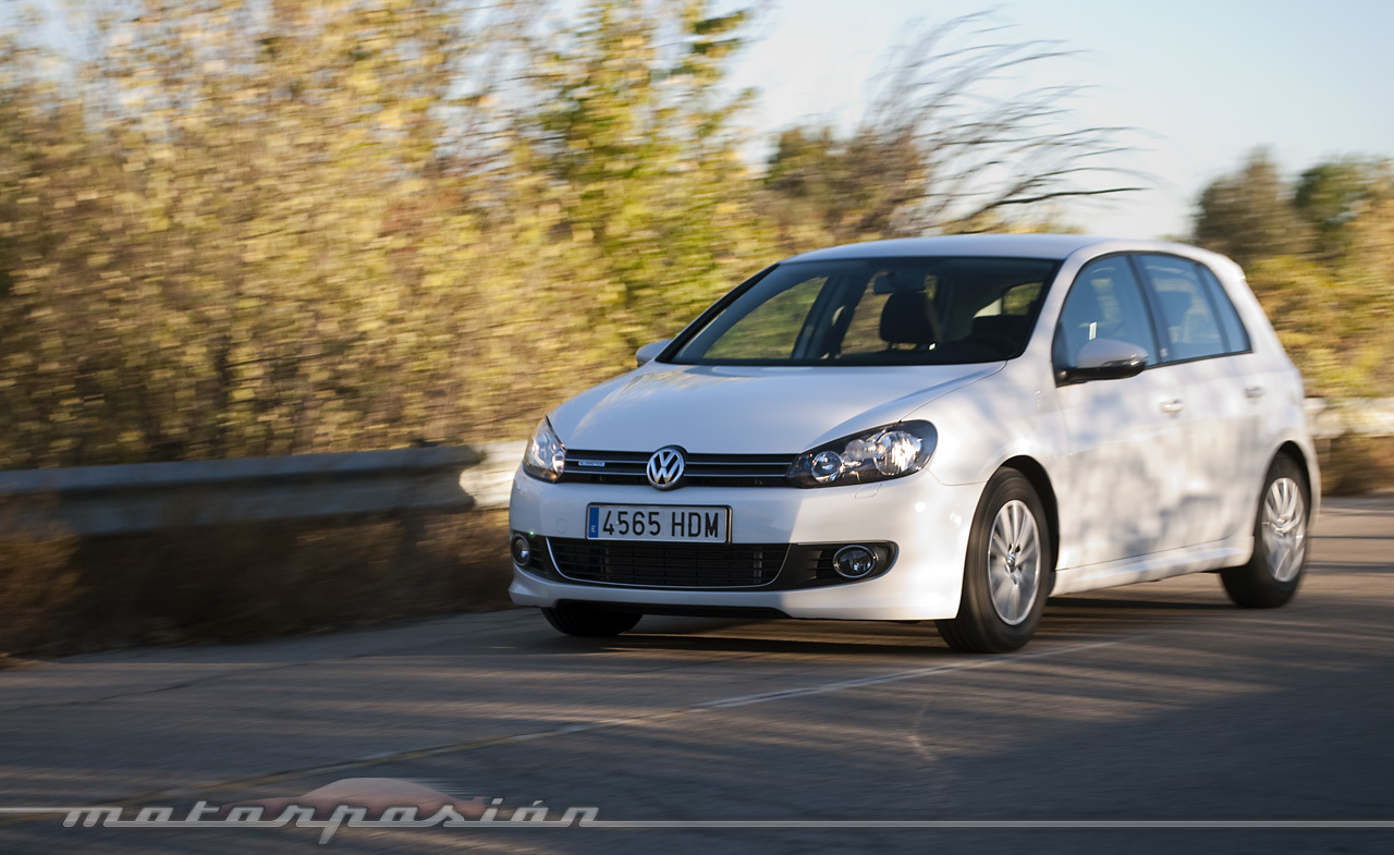 Foto de Volkswagen Golf Bluemotion 1.6 TDI (prueba) (5/31)