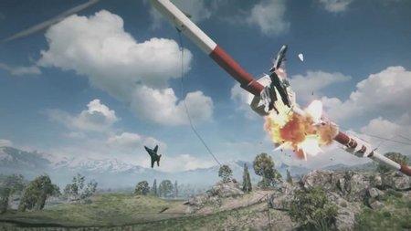 'Battlefield 3'. Destrucción y más destrucción en vídeo