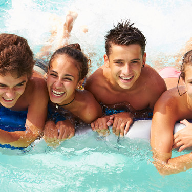 Los adolescentes son el segundo grupo de edad con mayor índice de ahogamientos: precauciones para un verano seguro