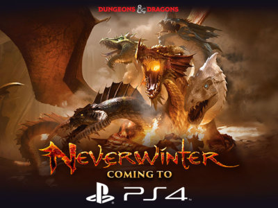 Neverwinter, el MMORPG free-to-play está de camino a PS4 con todo y sus 9 expansiones gratuitas