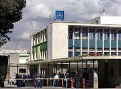 Mercedes cerrará su fábrica en Barcelona a finales de este año