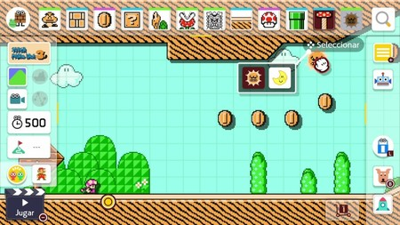 Super Mario Maker 2 - Guía Modo Nocturno
