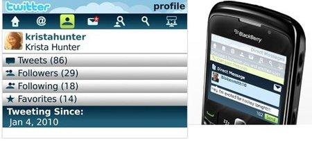 Twitter y BlackBerry tienen la simbiosis perfecta para la empresa