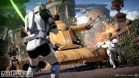 EA ha hablado sobre el problema de cajas y progresión en Battlefront 2 (y nos hemos quedado igual)