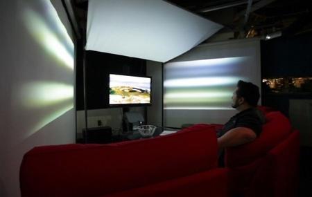 Infinity by nine, el MIT desarrolla un sistema que promote una mayor inmersión mientras vemos una película