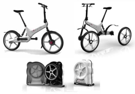 GoCycle: avanzando en el concepto de bicicleta urbana