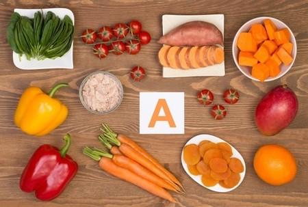 Top 13 de alimentos ricos en vitamina A