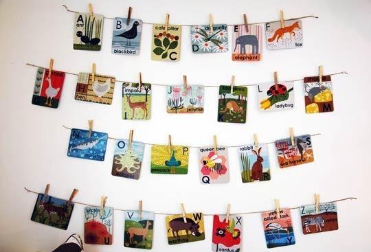Foto de Un dormitorio infantil lleno de color (1/4)