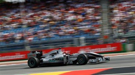 Jenson Button admite que el Mercedes W01 se diseñó a su gusto