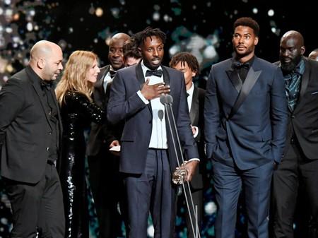 El Director Ladj Ly Recibe El Cesar A La Mejor Pelicula Por Les Miserables