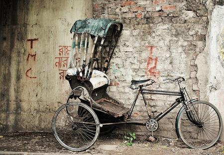 GPS para los rickshaw